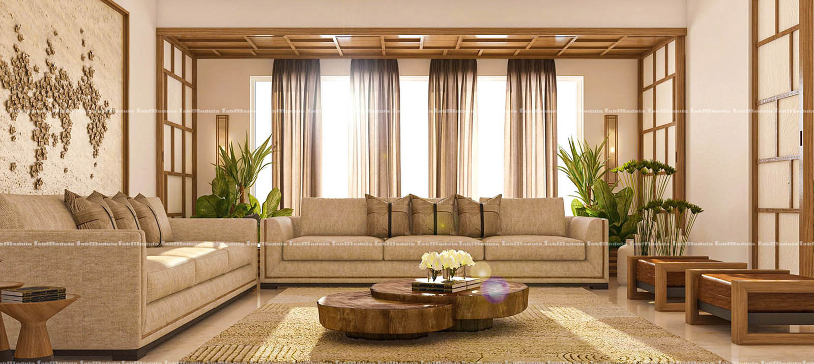 Fabmodula interior designers bangalore best interior design for Famous interior designs